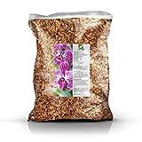 GREEN24 Orchideenerde MK Erde fr Orchideen 10 Ltr. Premium Profi Linie Substrat Phalaenopsis,...
