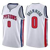 # 0 Drummond Basketball Anzug Jersey Kleidung Weste T-Shirt Sportbekleidung Neue Saison Fans...