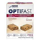 OPTIFAST KONZEPT Diät Riegel Cerealien zum Abnehmen | eiweißreicher Mahlzeitenersatz mit wichtigen...