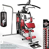 Sportstech Premium 50in1 Kraftstation für EIN Allround Training | Multifunktions-Heimtrainer mit...