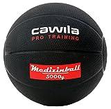 Cawila Gummi-Medizinbälle PRO TRAINING, verschiedene Größen (5 Kilogramm)