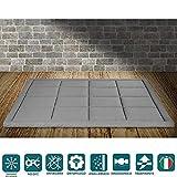 Evergreenweb Bodenmatte Bodenmatratze, Matratze Futon 90x190 ! Bed Ground (90x190)