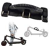 ZONSUSE E-Scooter Skateboard Handschlaufe,Scooter-Tragegurt Verstellbarer,Tragegriff...