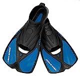 Aqua Speed Flossen Schwimmtraining kurz Erwachsene I Kurzflossen I Taucherflossen I Schwimmflossen I...