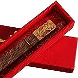 LIZANAN Geschenk Essstäbchen Huhn Flügel Holz/Kupfer Chinesisch High-End Geschenk Essstäbchen Ein...