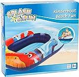 Splash & Fun Kinderboot Beach Fun, 90 x 60 cm