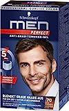SCHWARZKOPF MEN PERFECT 70 Natur Dunkelbraun Stufe 2, 3er Pack (3 x 80 ml)