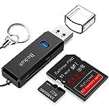 USB 3.0 Kartenleser, Beikell Highspeed SD/Micro SD Kartenlesegert - Untersttzt SD/Micro...