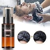 Haarpflegeöl, Haarfeuchtigkeitsöl, Haarbehandlung essentiell, Haaröl - Wachstumsbehandlung für...
