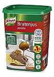 Knorr Bratenjus pastös (vielseitig anwendbar für Bratensaft, Bratensoße (gravy) und braune Soße)...