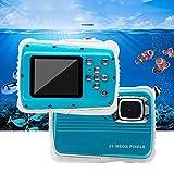 JZWX High-Definition-Kamera, 3 M Wasserdicht, Tauchen Digitalkamera, Sport Wasserdicht, Tropfen...