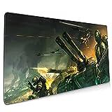 Command & Conquer Mauspad, 40,1 x 90,2 cm, rutschfestes Mauspad, personalisierbar, stilvolle...