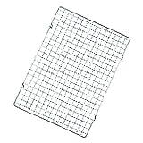 Birkmann RBV, 430600, Easy Baking, Auskühlgitter, eckig, 32 cm x 45 cm, Verchromtes Metall