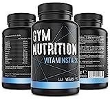 Multivitamin - Komplex  Laborgeprft - Hochdosiert  Multivitamin  kombiniertes Vitamin-Prparat mit...
