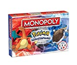 HEHEERHUO Pokemon Monopoly-Kanto Version des Monopol-Schachbretts Spiel