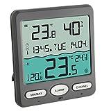 TFA Dostmann TFA Venice 30.3056.10, zur berwachung der Wassertemperatur in Pool, Teich oder...