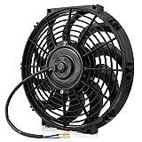 Klimaanlage Lüfter Kondensator Wassertank 80W Elektrolüfter 12V / 24V Konvertierungszubehör...