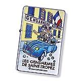Sturmfeuerzeug Les Gendarmes de Saint-Tropez Lighter Troops of St-Tropez