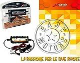 Ladegerät und Erhaltungsladegerät für automatisches Laden, 6 V und 12 V, 4-120 Ah, Suzuki GSX R...