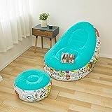 BiLTTy Aufblasbarer Sessel, Garten Aufblasbares Sofa, Relaxsessel Fernsehsessel TV Sessel Luftsessel...