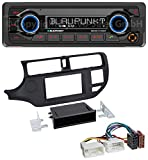 caraudio24 Blaupunkt Denver 212 DAB BT DAB Bluetooth USB MP3 Autoradio für Kia Rio (UB 2011-2014)...