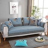 Hybad Sofa überwurf,überwurf für Sofa,Couch Decke 2/3/4/5 Sitzer Haustier Sofa Couchbezug,...