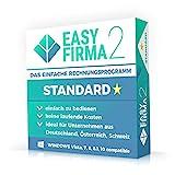 EasyFirma 2 Standard - Rechnungsprogramm für Kleinunternehmer und Handwerker. Rechnungen, Angebote,...