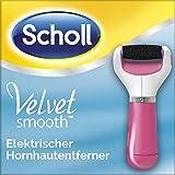 Scholl Velvet Smooth elektrischer Hornhautentferner Express Pedi – Mit extra starker Rolle für...