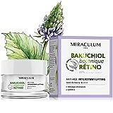 Miraculum Bakuchiol Anti-Aging Lifting Tagescreme mit SPF – Gesichtscreme mit SPF, UVA und UVB...