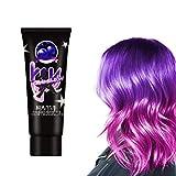 Thermochrome Farbe ändernde Haarfärbemittel, DIY temporäres Haarfarbe Wachs für...