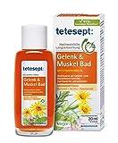 tetesept Gelenk & Muskel Bad – Wohltuendes Gesundheitsbad mit ätherischem Öl – Flüssiger...