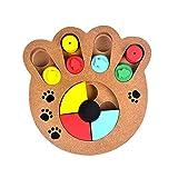 Swetup Hund Puzzle Feeder Spielzeug, Intelligenzspielzeug für Haustiere, Interaktives...