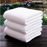 storefront Super Soft White Handtuch Beauty Salon Barbershop oder Hotel Cotton Towel Home Badetuch...