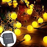 Yuany Solar-Garten-Solarleuchte für den Außenbereich, wasserdicht, LED-Lichter, solarbetrieben,...