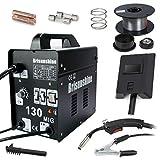 Schweißgerät MIG130 Elektrodenschweißgerät Profi Schweißmaschine 120A 230V Geeignet für...