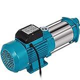 Moracle MC-6SA Kreiselpumpe 230V / 50-60Hz Kreiselpumpe Selbstansaugend Elektrisch Fr...