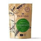 Vita Et Natura Zyklustee 2 - 100g loser Kräutermischung inspiriert von traditionellen Rezepturen -...
