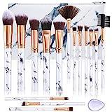 Make Up Pinsel Sets DUAIU 15 Stücke Professionelle Pinselsets makeup Premium Synthetische...