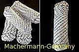 Nr. 42 Polypropylen Seil 6 mm x 30 m, Tauwerk, Flechtschnur, Leine, Reepseil, Seil, Schnur, Reep...