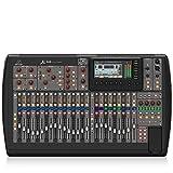 Behringer X 32 Total Recall digitales Mischpult fr Live und Recording Anwendungen (32 Kanal, 16 Bus)
