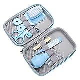 Baby Nursery Care Kit, 8-teiliges Infant Nursery Care Kit mit Bürste, Haarkamm,...