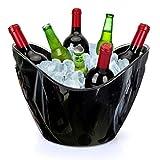 Yobansa 8L Eimer Champagner Eimer,EIS Eimer,Weinkühler Sektkühler,Acryl große Eiskübel,...