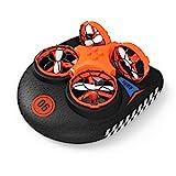 EACHINE E016F Boot Drohne Ferngesteuertes Boot Racing Hovercraft Abnehmbar Amphibious Vehicle...