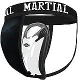 Martial Tiefschutz mit 2 Cup-Gren fr perfekten Sitz! Genital-Schutz mit hoher Bewegungsfreiheit fr...
