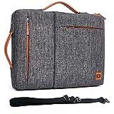 DOMISO 17 Zoll Wasserdicht Laptop Tasche Sleeve Case Notebook Hülle Schutzhülle für 17.3' Dell...