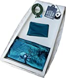 Leichtwasserbett Wassermatratze - Komplettset f. Lattenrost Leichtwassermatratze (90203)