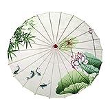 NIHAOA Fußballfan Regenschirm Dekoration Handwerk Malerei Regenschirm Leistung Fotografie Prop...