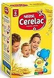 Nestle Cerelac Milch-Getreidebrei mit Weizen ab 6 Monate 1kg