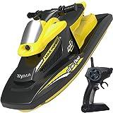 SYMA RC Boot 2.4GHz Fernbedienung Schnell Boot Spielzeug Q10 Boot mit Starker Kraft Geschenk fr...