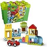 LEGO 10914 DUPLO Deluxe Steinebox Bauset mit Aufbewahrungsbox, Erstes Steine-Lernspielzeug fr...